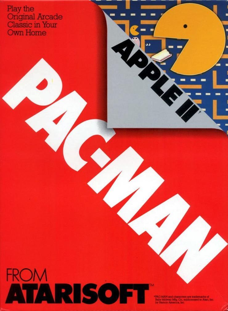 Pac Ma Apple II