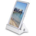 BTicino Stardesk: porta iPad, caricabatteria smartphone e tablet, e multipresa tutto in uno a €29