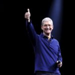 "Tim Cook: ""iPhone X è come una vittoria al SuperBowl"""
