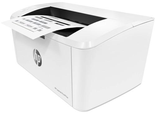 HP LaserJet Pro M15W lato