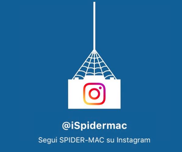 ISpidermac Instagram