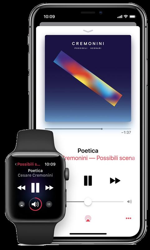 Apple Music integrazione