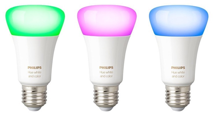 Lampadine e strisce Philips Hue compatibili HomeKit in sconto su Amazon