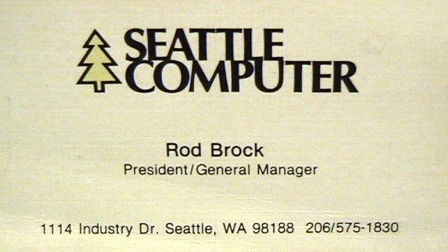 Rod Brock