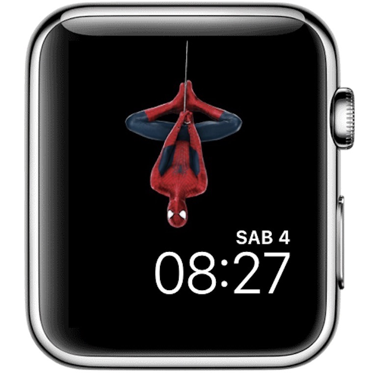Creare sfondi apple watch
