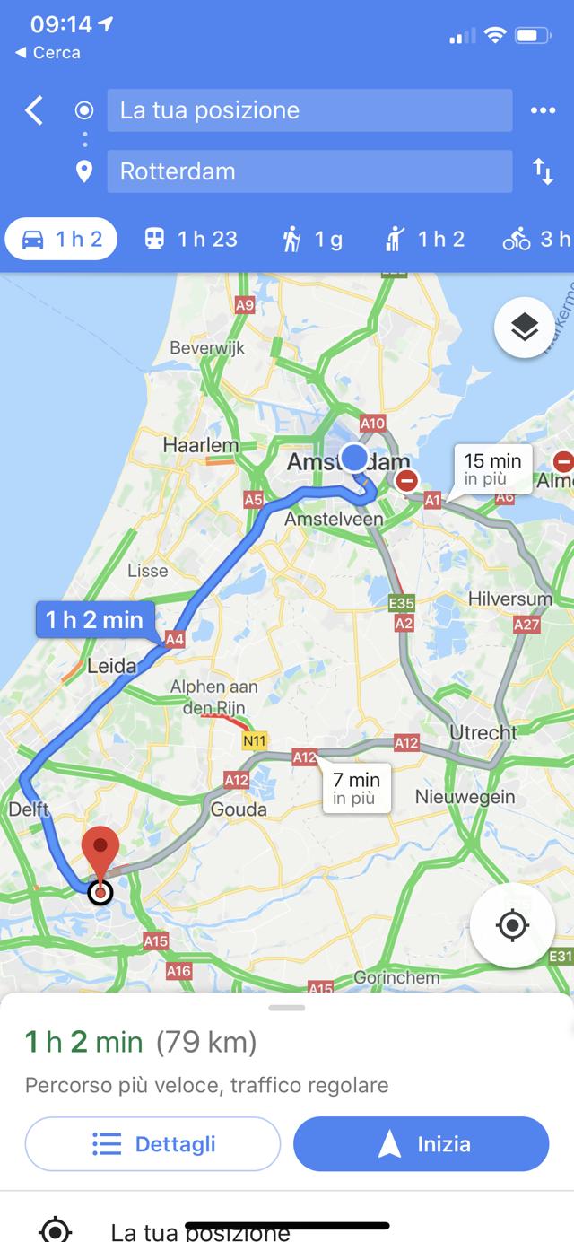 Google Maps tappa 02