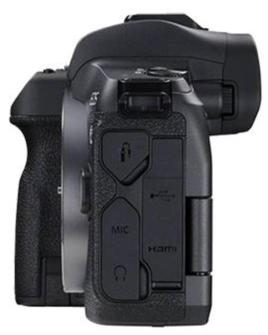 Canon r lato