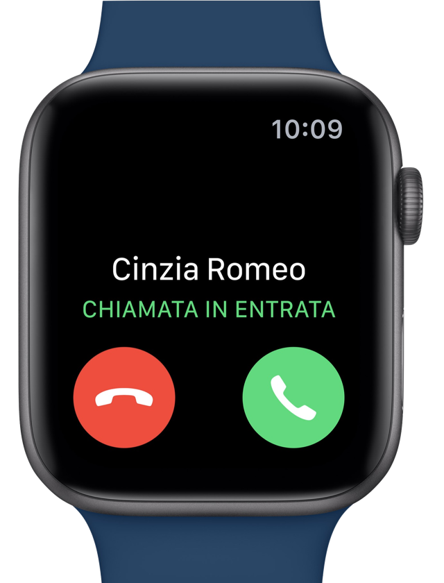 Cellular apple watch