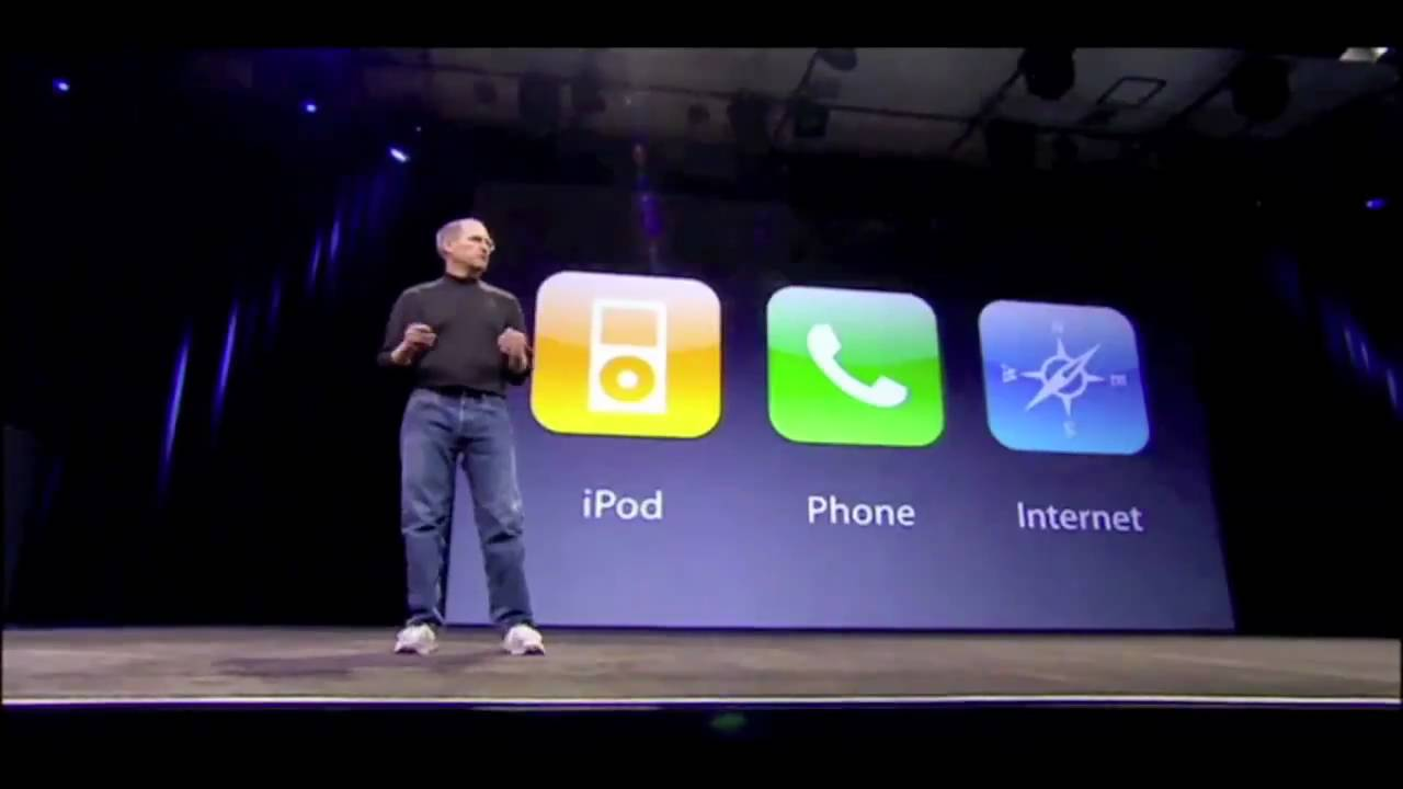 Stewve Jobs iPhone