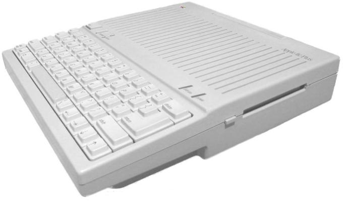 Apple IIc plus image 2x