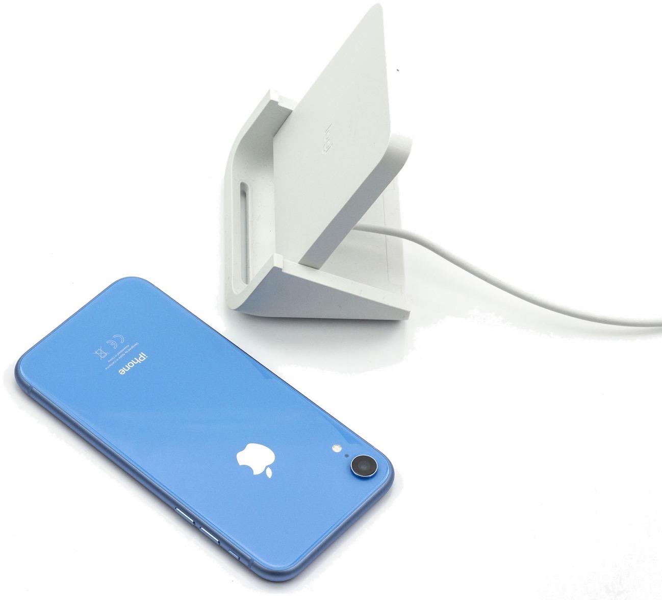 Logitech Powered iPhone wirless ricarica