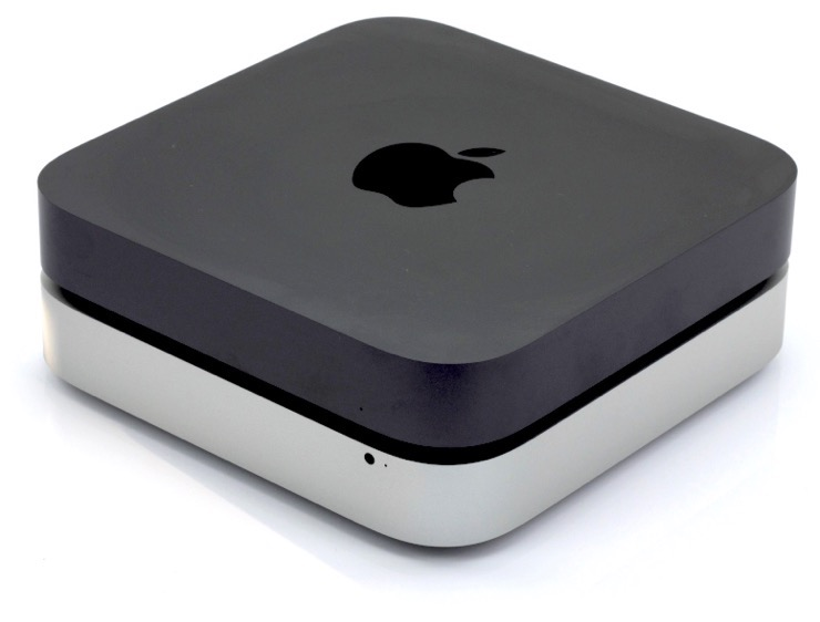 Mac mini 2018 led