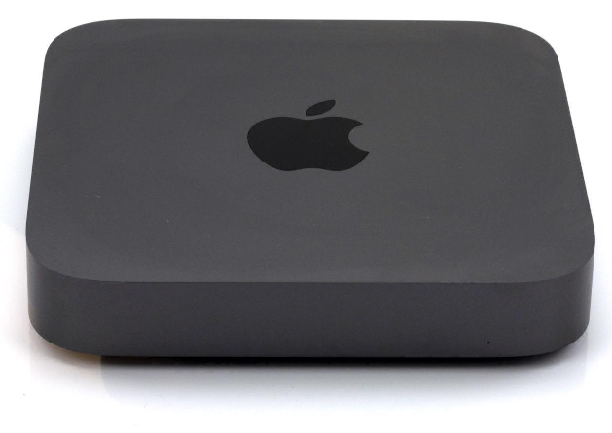 Mac mini fronte