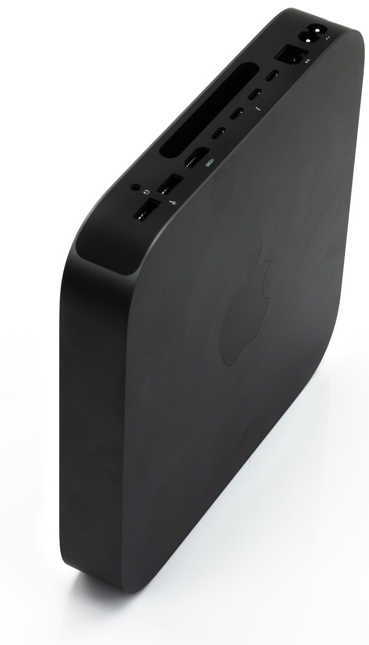 Mac mini verticvale