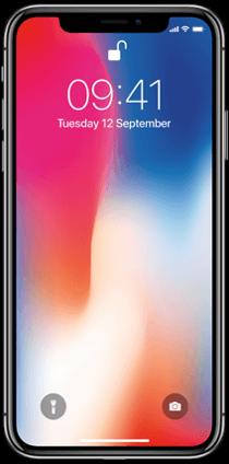 Iphone x space grey sku header