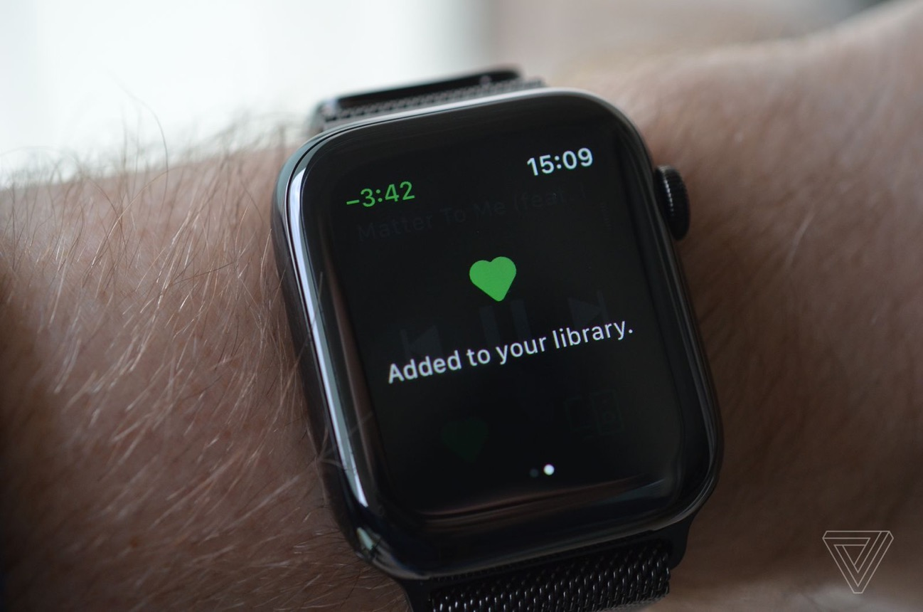 spotifyapplewatch 2