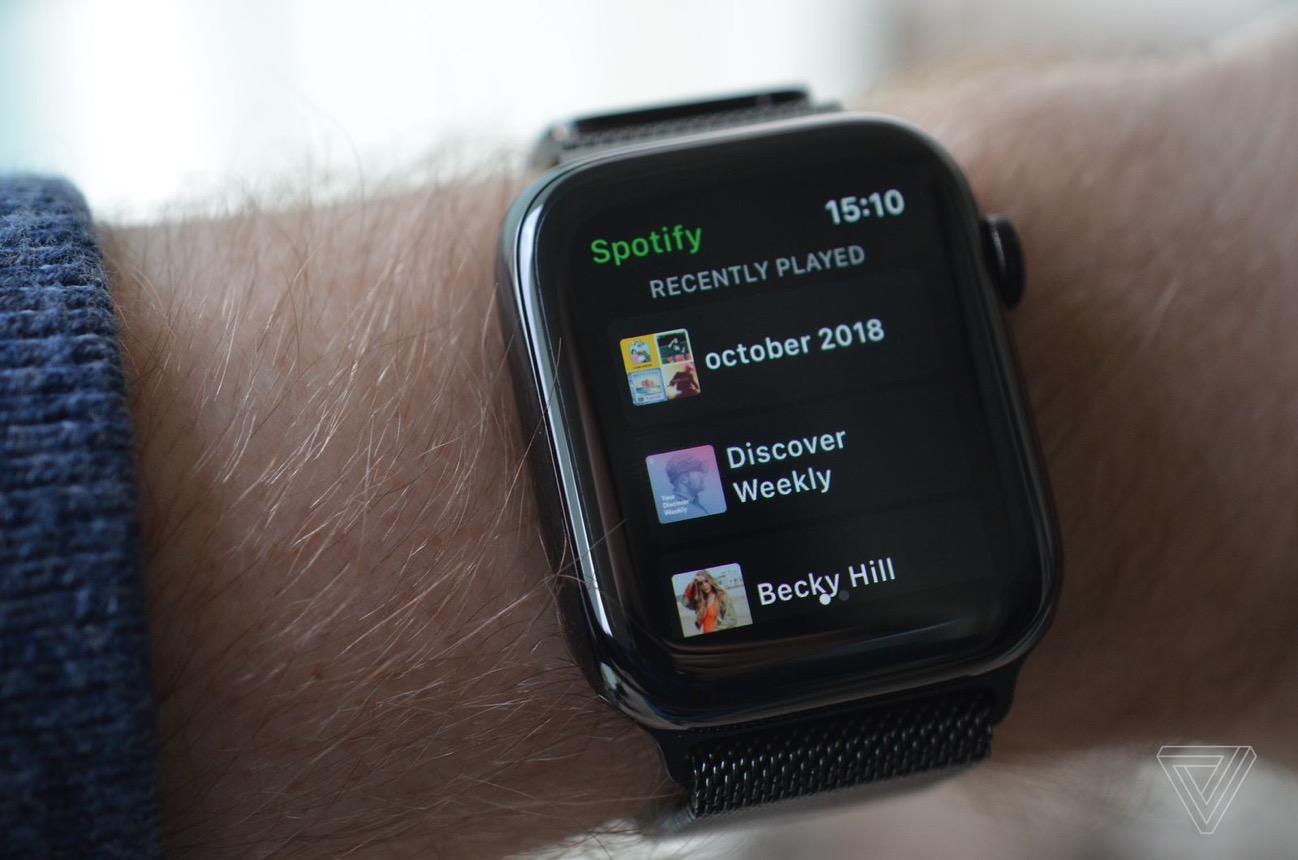 Spotifyapplewatch 3