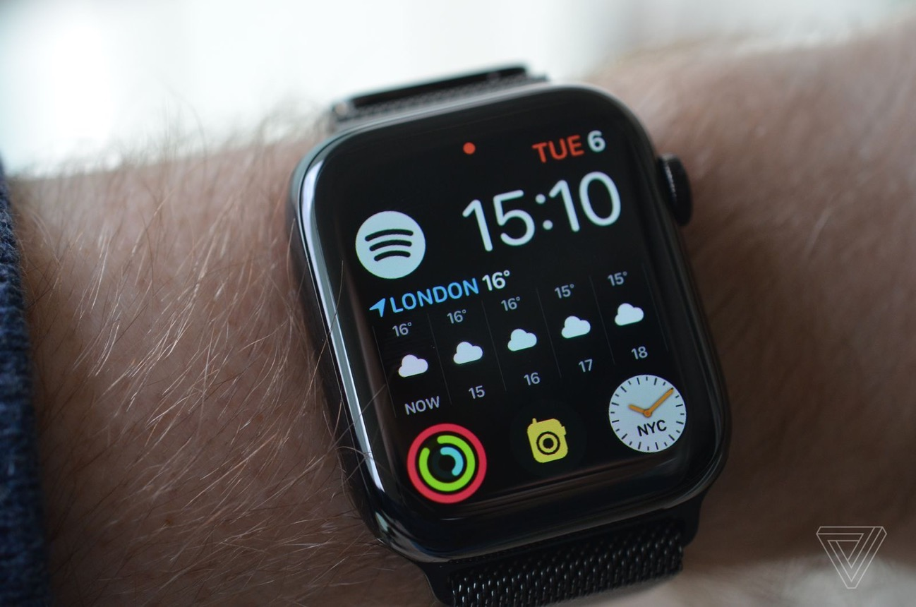 spotifyapplewatch 4
