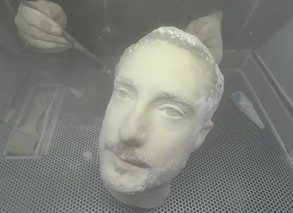 Face ID volto £D