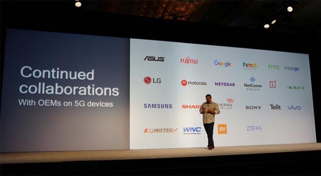 Qualcomm 5G aziende