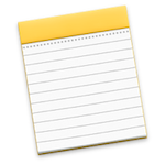 Note per Mac: come trasformare una nota in un post-it