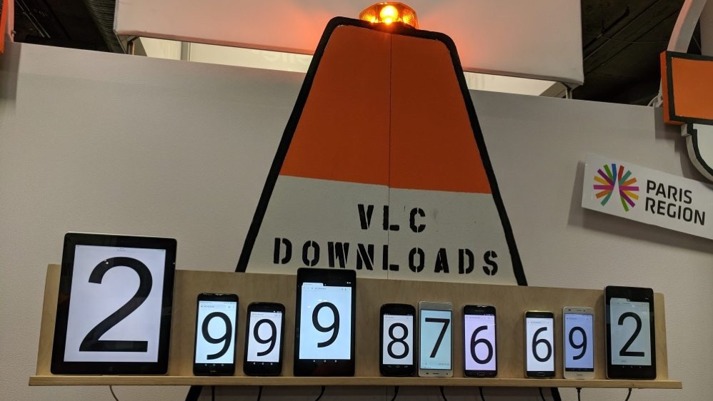 VLC 3 miliardi download