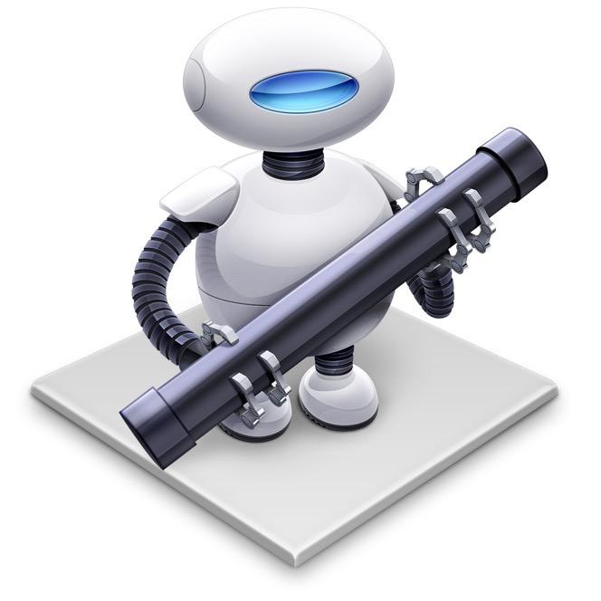 Automator applicazione