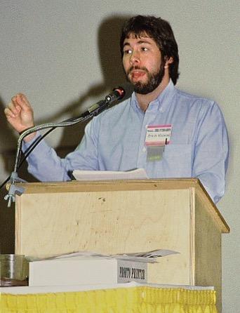 Steve Wozniak 1983