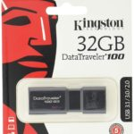 Pendrive Kingston DataTraveler 100 USB 3.0 da 32GB a €5,50 spedizione inclusa