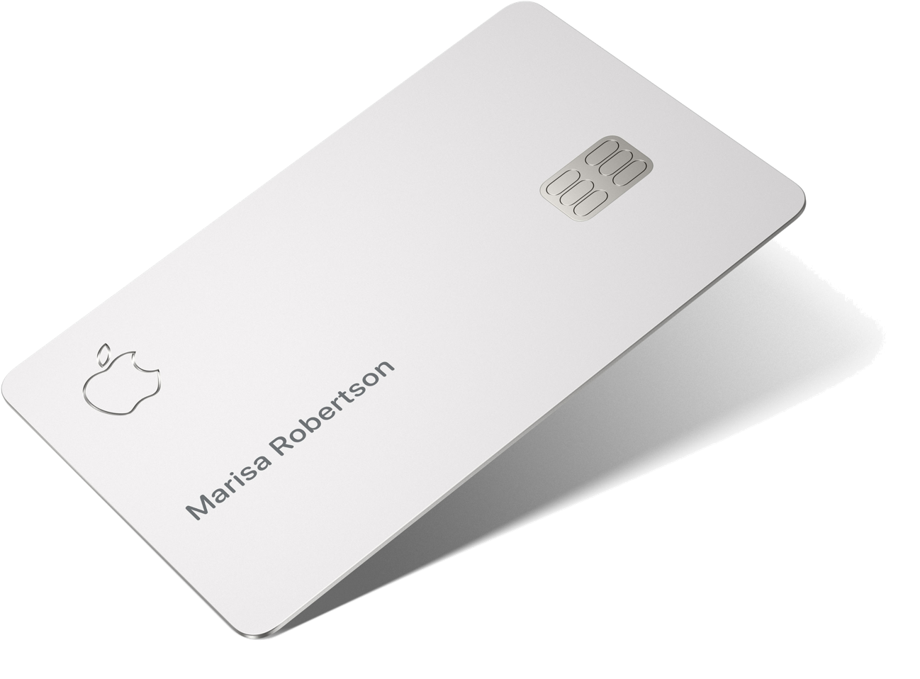 Apple Card hardware