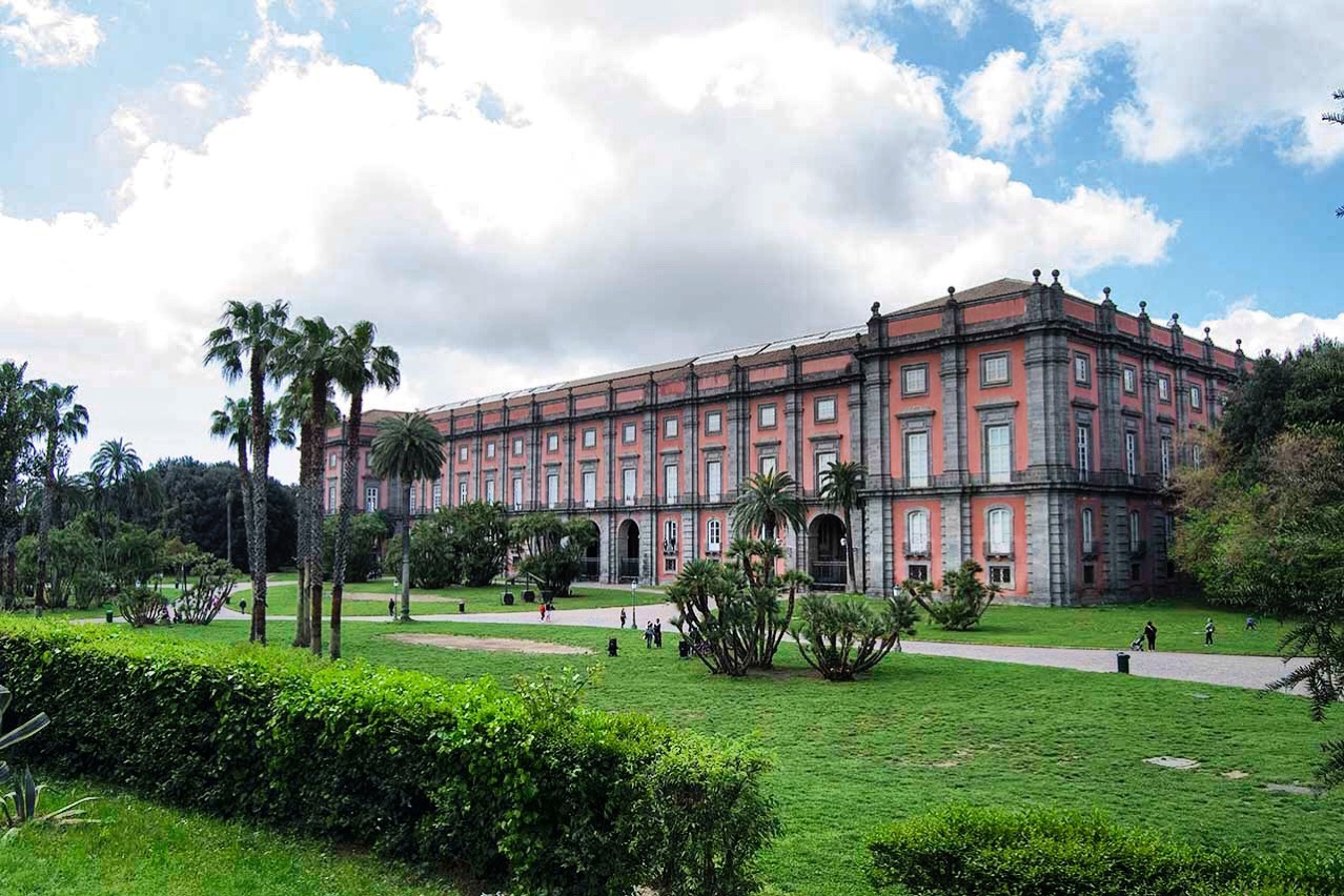 Museo Capodimonte Apple