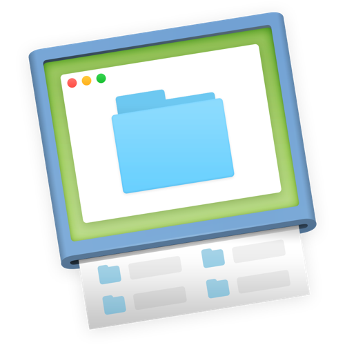 Print Window icon