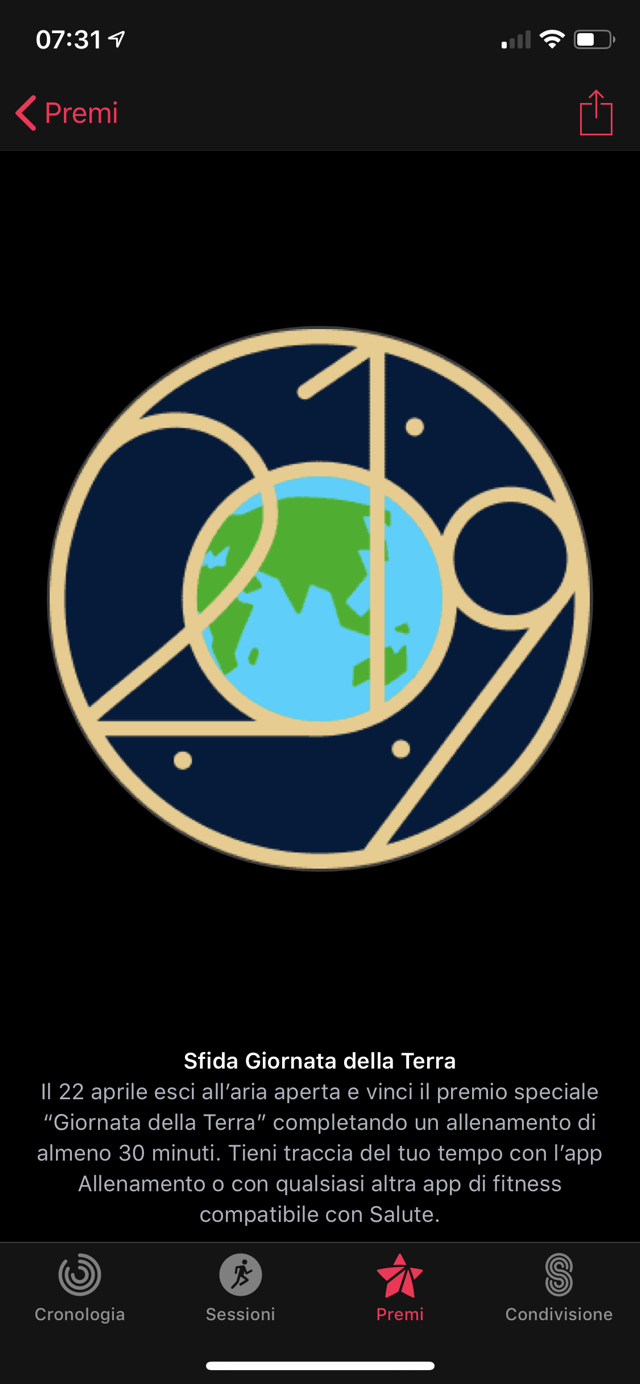 Sfida 2019 Sfida Terra
