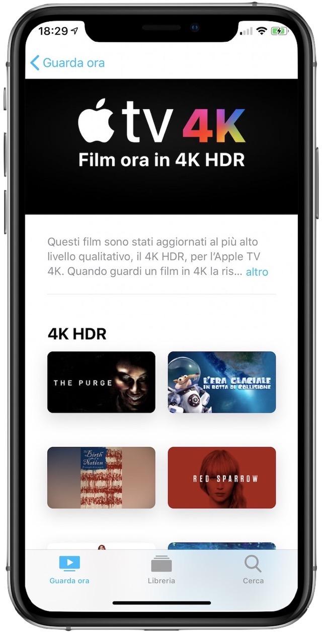 App Tv 4K