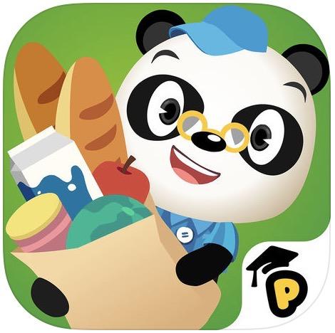 Panda supermercato