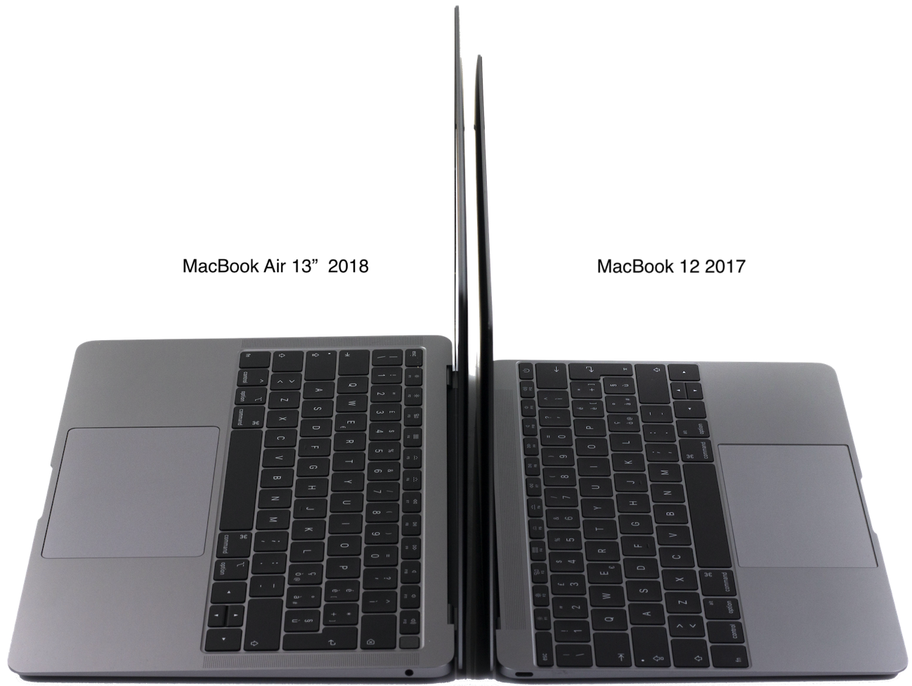 Air MacBook 12 laterale