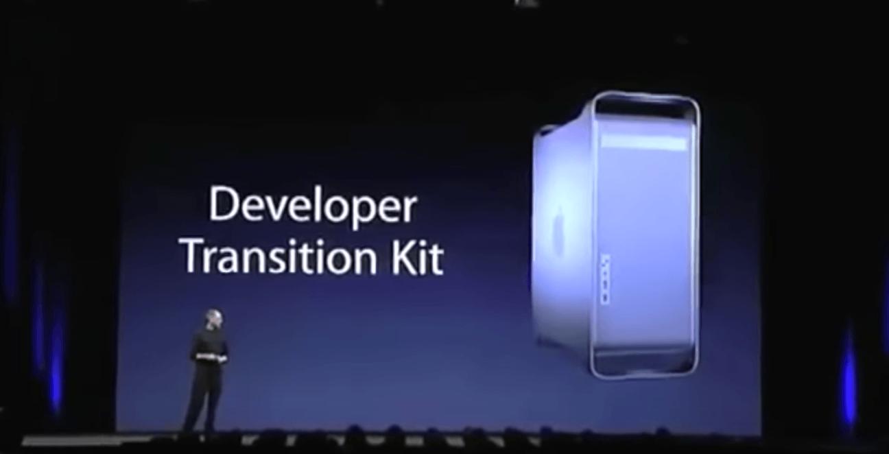 Deveoloper Transition Kit