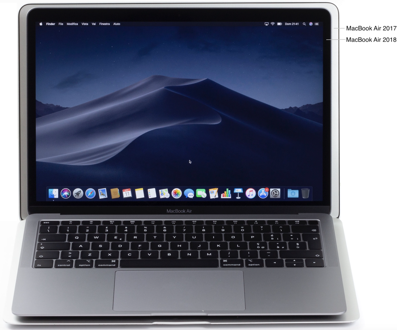 MacBook Air 2018 2017