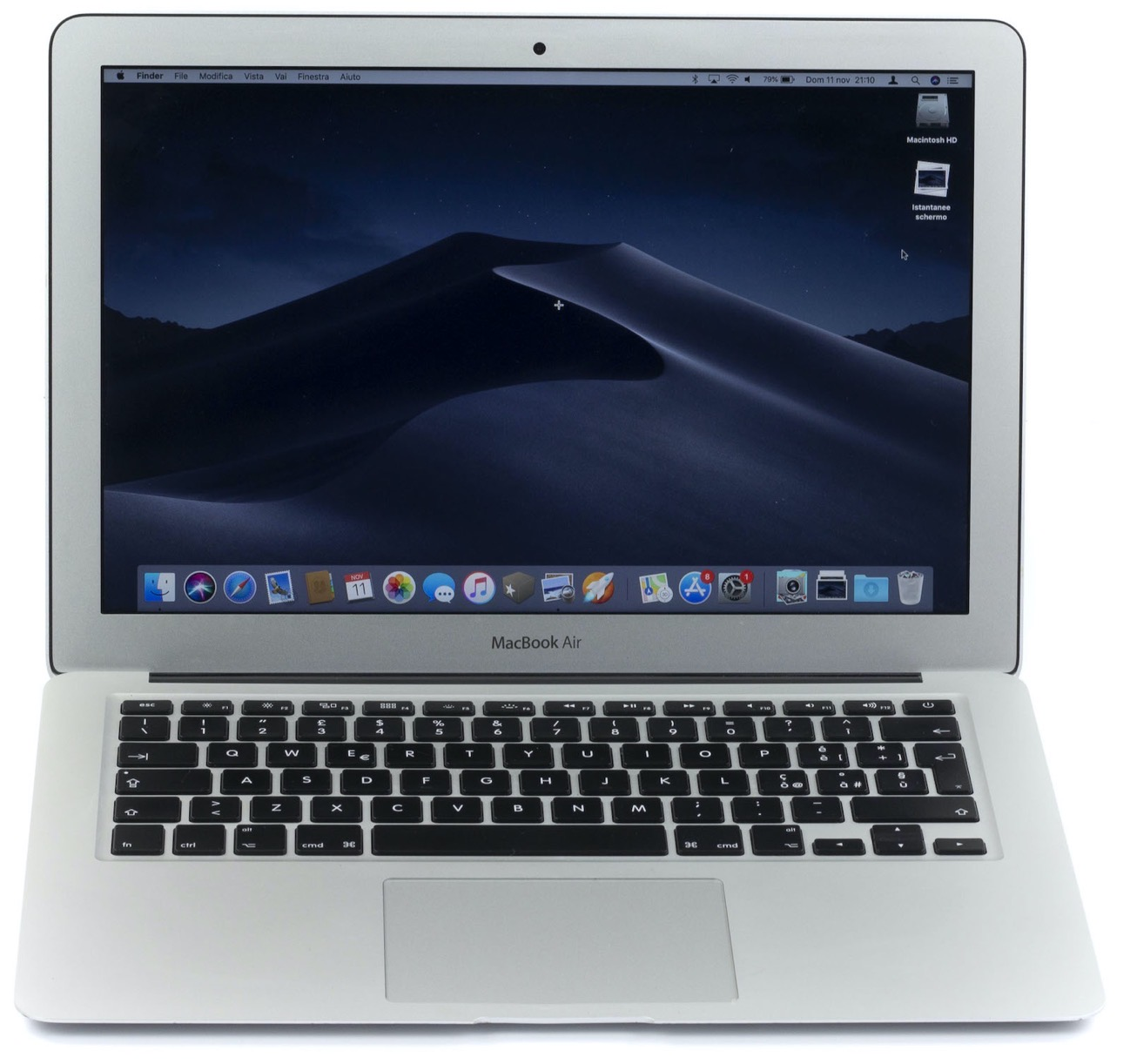 MacBook Air Mojave