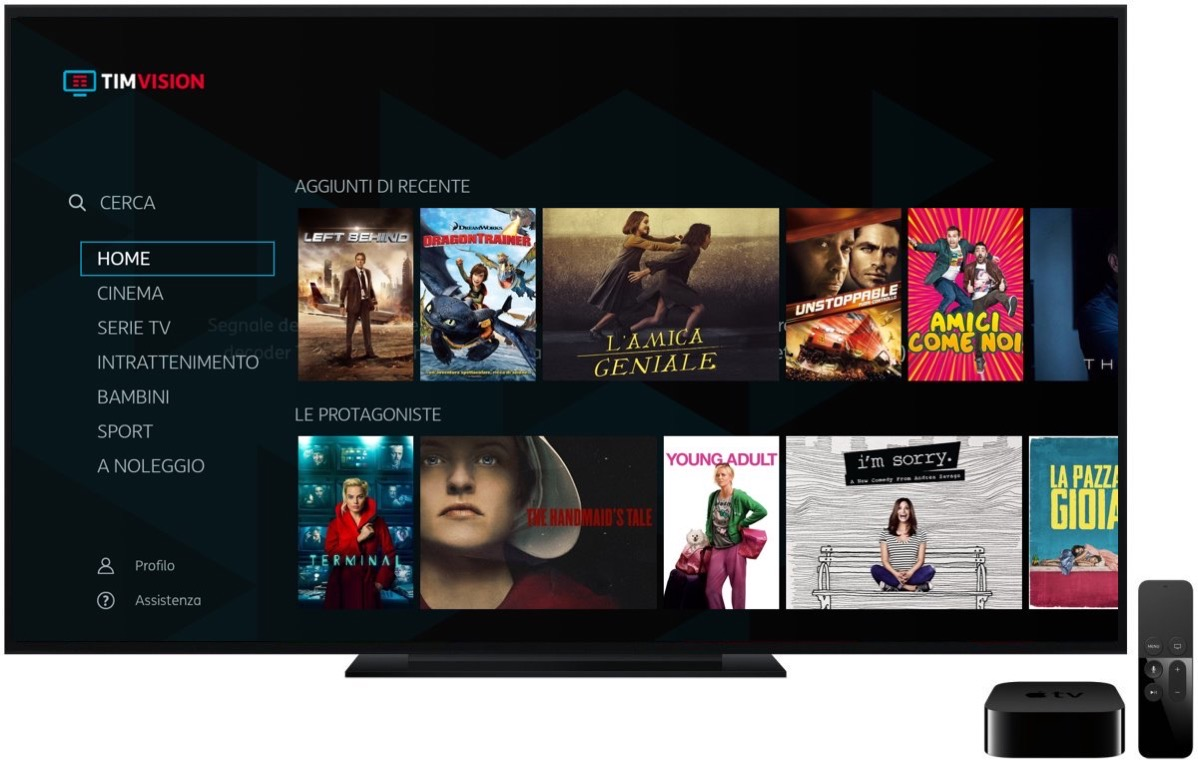 App Apple tv vision
