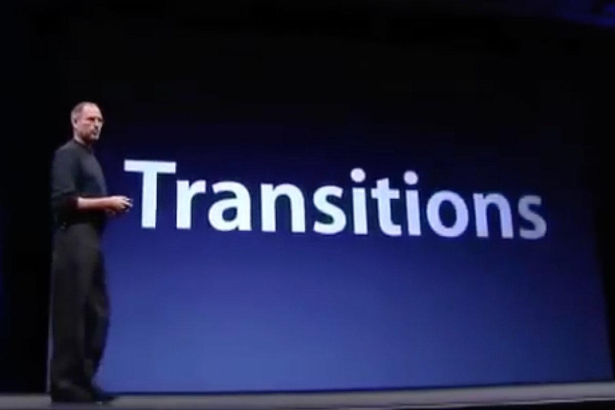 Steve jobs 2005 wwdc intel transitions