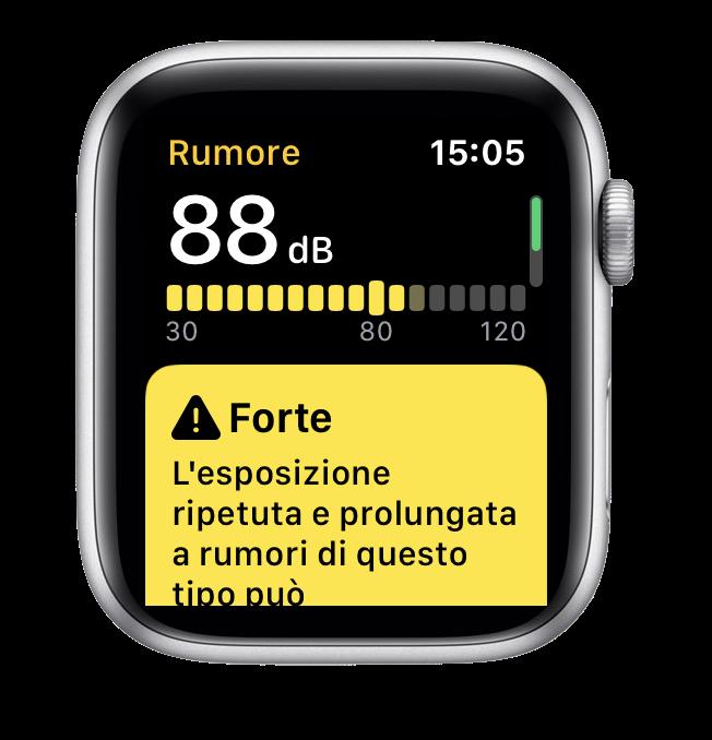 WatchOS 6 Rumore