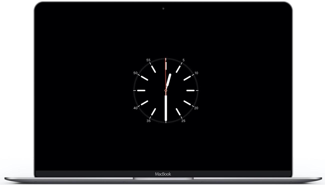Apple Watch screensaver normal