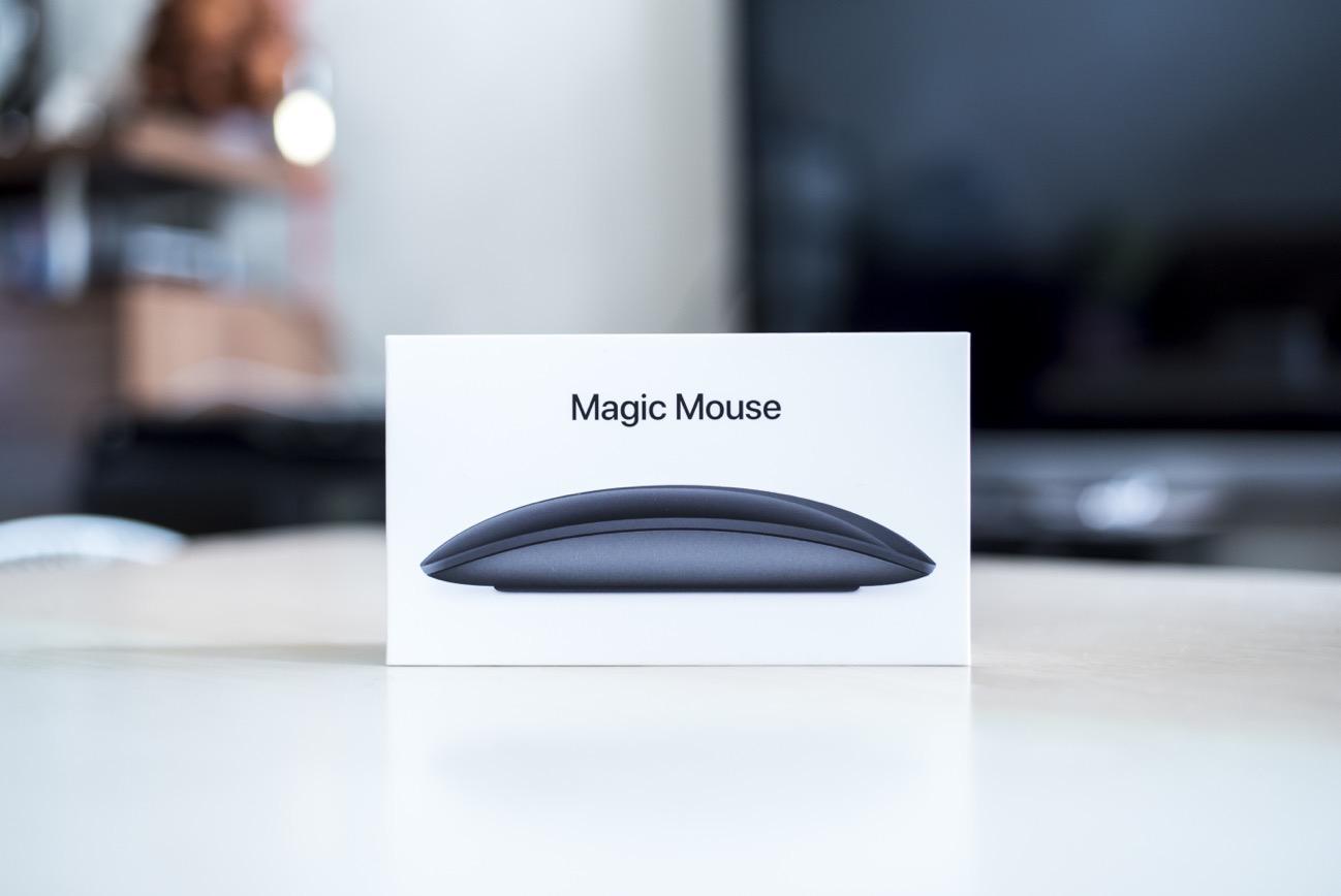 Magic Mouse nero