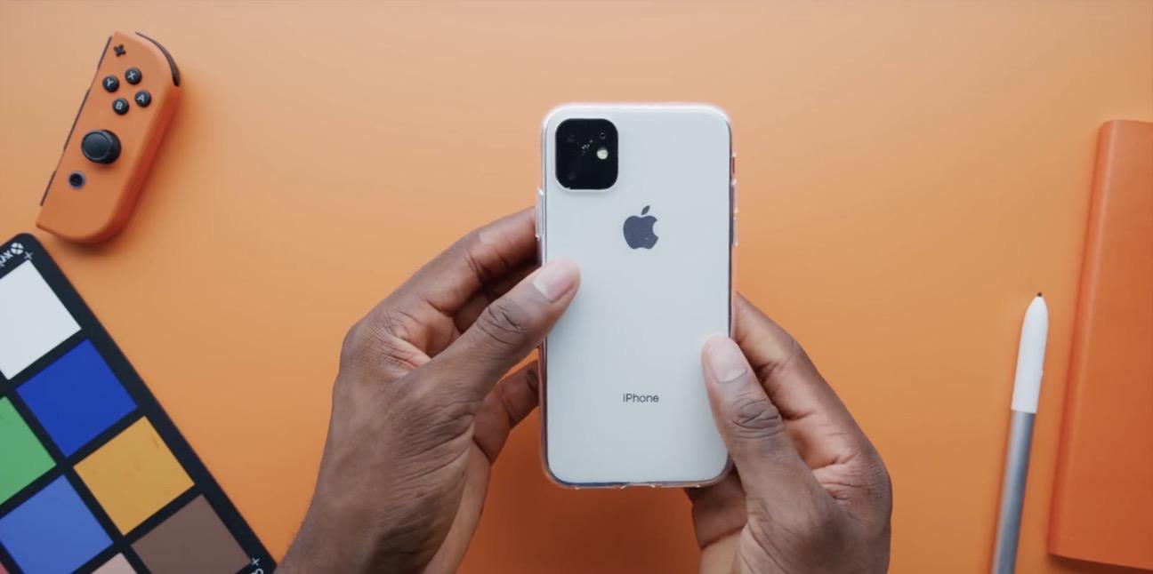 Marques Brownlee iPhone 2019