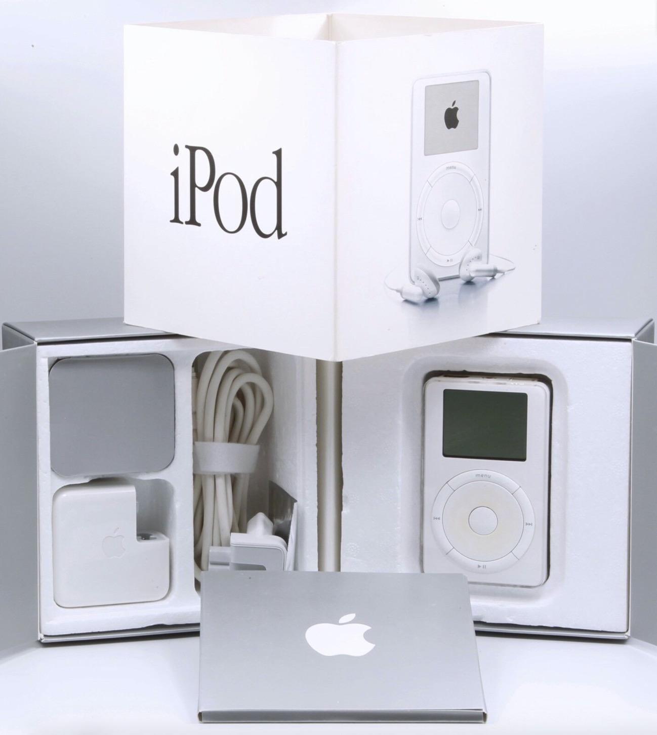 IPad 5GB 2001