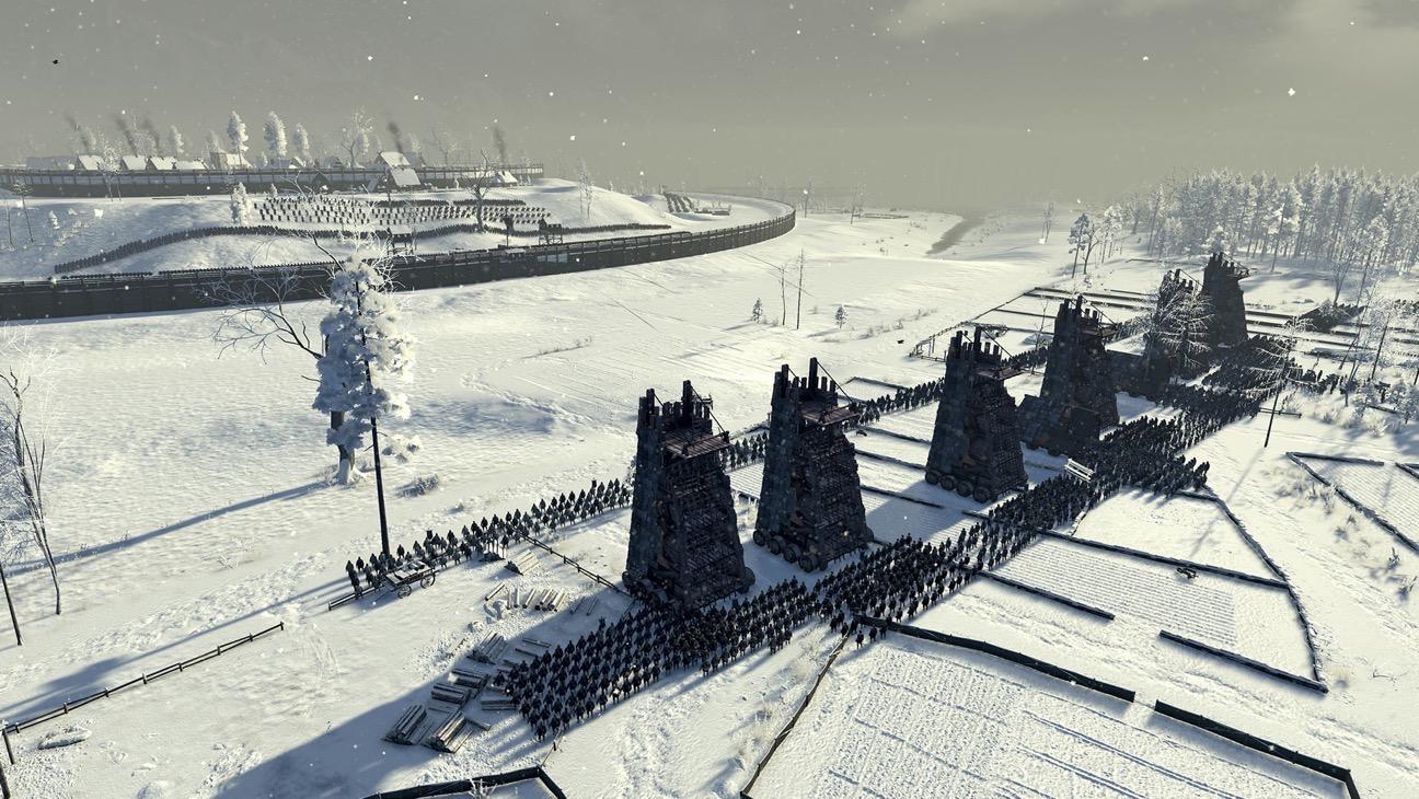 Thrones of Britannia Mac