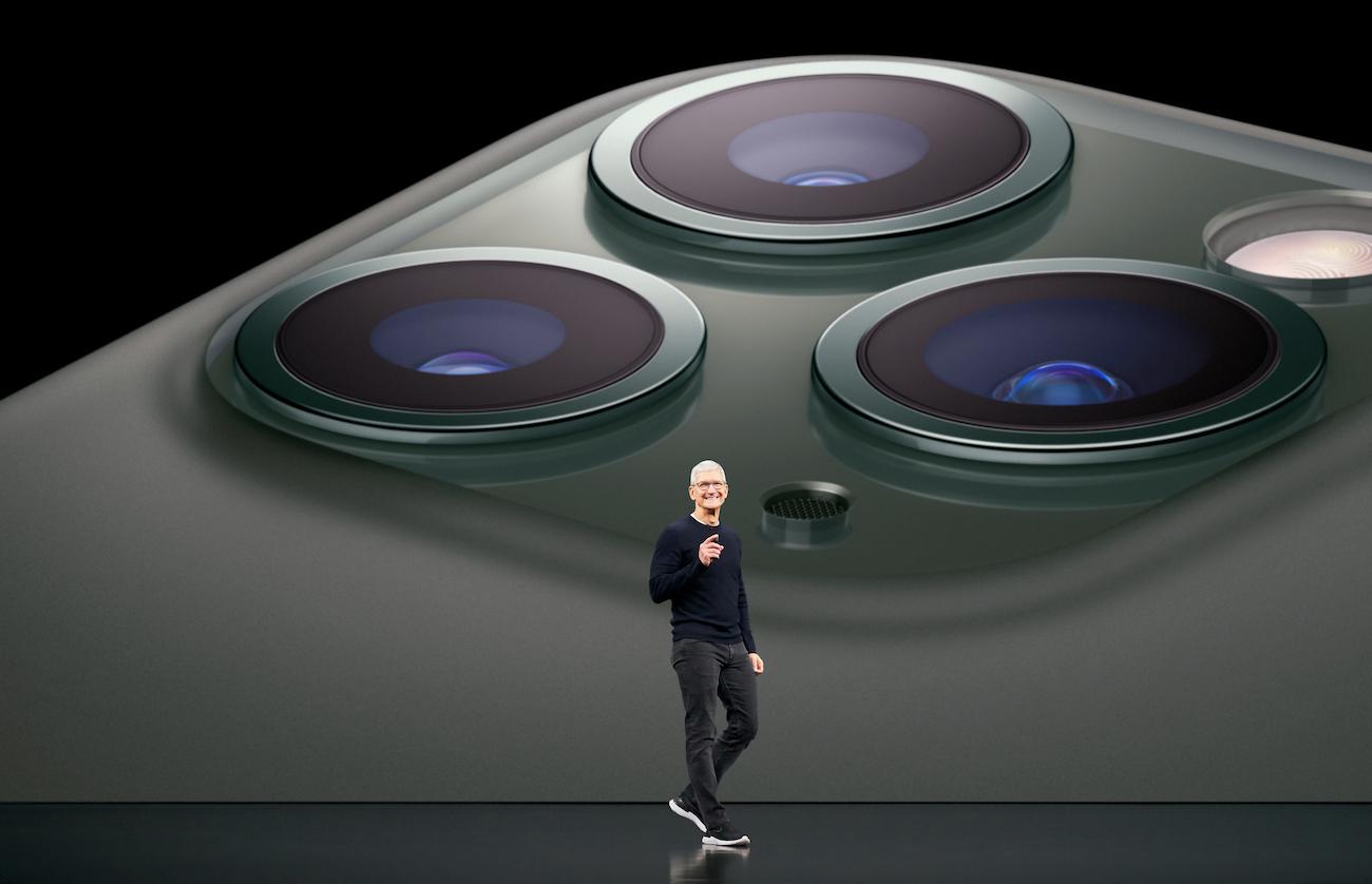 Apple Keynote Event Tim Cook 091019