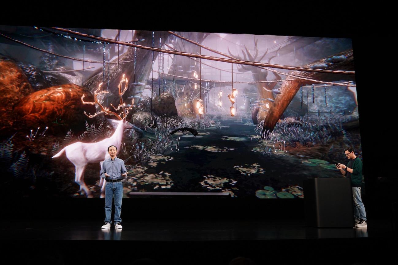 Apple Keynote Event Yang Yang Pascals Wager 091019