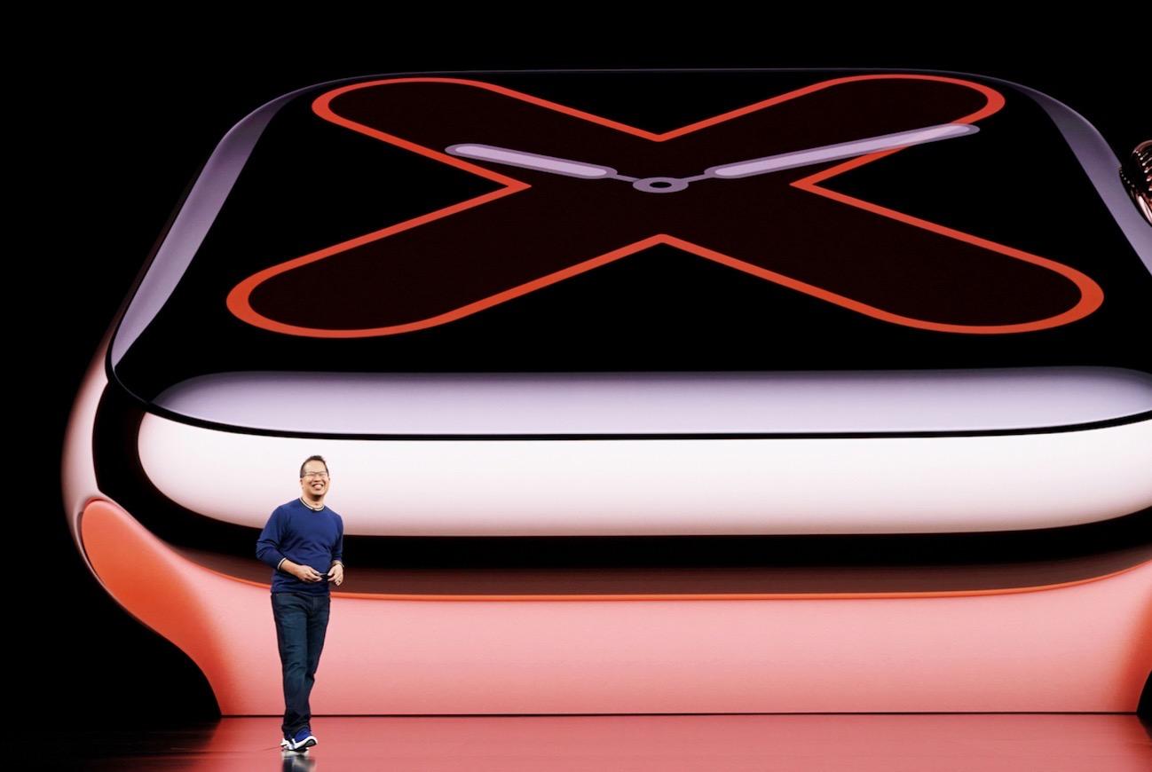 Apple keynote event stan ng apple watch series 5 091019